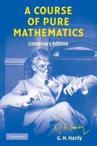 Course of Pure Mathematics, 10/e