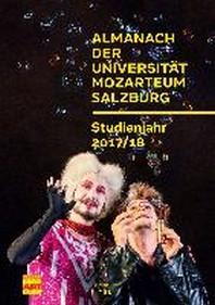 Almanach der Universitaet Mozarteum Salzburg