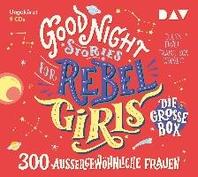 Good Night Stories for Rebel Girls - Die grosse Box