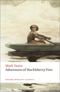 Adventures of Huckleberry Finn (Oxford World Classics)(New Jacket)