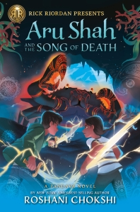 Aru Shah and the Song of Death ( Pandava #2 )