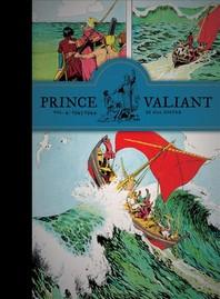 Prince Valiant Vol. 4