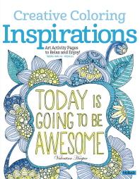 Creative Coloring Inspirations(크리에이티브 컬러링 인스퍼레이션)