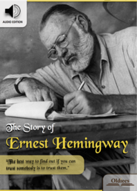 The Story of Ernest Hemingway (어니스트 헤밍웨이 이야기 + 오디오)