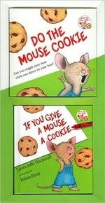 If You Give a Mouse a Cookie [미니북 With CD (Audio)]