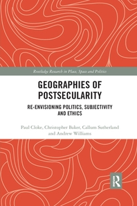 Geographies of Postsecularity