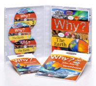 Why The Earth (책 + 워크북 + 단어장 + 오디오 CD 3장)