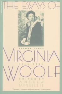Essays of Virginia Woolf Vol 3 1919-1924