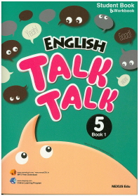 English Talk Talk. 5(Book. 1)