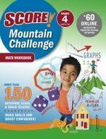 Score! Mountain Challenge Math Workbook