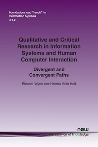 Qualitative and Critical Research in Information Systems and Human-Computer Interaction