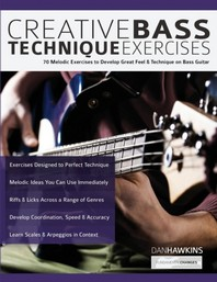 Creative Bass Technique Exercises