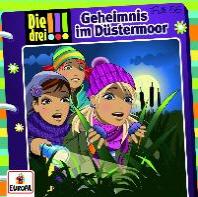 Die drei !!! 56: Geheimnis im Duestermoor