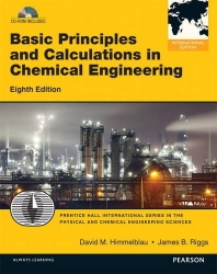 Basic Principles and Calculations in Chemical Engineering (Revised)