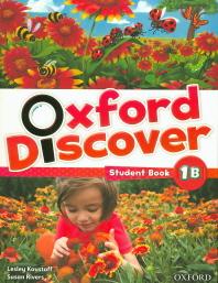 Oxford Discover. 1B(SB)