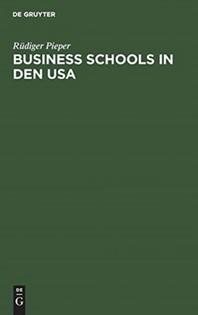 Business schools in den USA