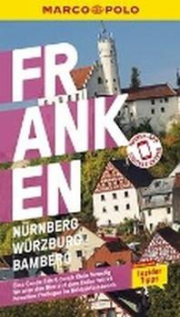 MARCO POLO Reisefuehrer Franken, Nuernberg, Wuerzburg, Bamberg