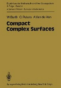 Compact Complex Surfaces