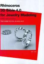 RHINOCEROS 3D BIBLE 4.0 FOR JEWELRY MODELING