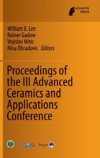 Proceedings of the III Advanced Ceramics and Applications Conference
