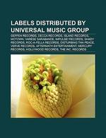Labels Distributed by Universal Music Group