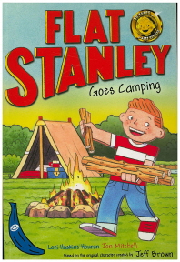 Flat Stanley: Goes Camping