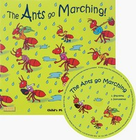 The Ants Go Marching! [With CD]