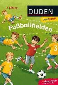 Leseprofi - Fussballhelden, 2. Klasse
