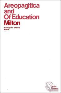 Areopagitica and of Education