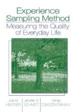Experience Sampling Method