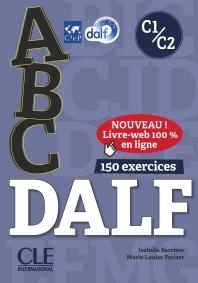 (신판)ABC DALF - Niveaux C1/C2 - Livre + CD + Livre-web