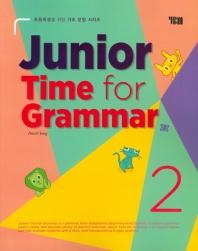 Junior Time for Grammar. 2