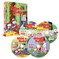 맥스앤 루비 시즌 2 4종세트 Max and Ruby(DVD)