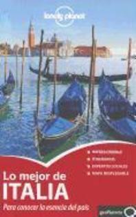 Lonely Planet Lo Mejor de Italia