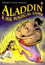 ALADDIN & HIS MAGICAL LAMP (USBONE YOUNG READING)