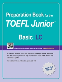 Preparation Book for the TOEFL Junior Test LC Basic