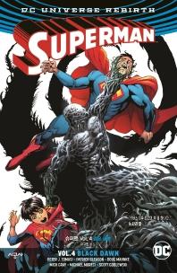 슈퍼맨 Vol. 4: 검은 새벽(DC 리버스)