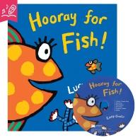 노부영 세이펜 Hooray for Fish!