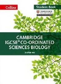 Cambridge IGCSE Co-ordinated Sciences Biology