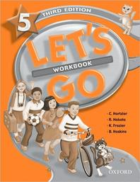 Let's Go 5  Workbook