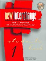 NEW INTERCHANGE 1 Student's Book(CD)