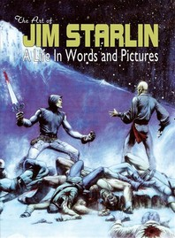 The Art of Jim Starlin