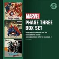 Marvel's Phase Three Box Set