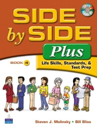 Side by Side Plus 4. (Student Book)