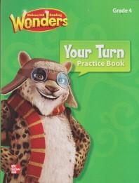 Wonders Your Turn Practice Book Grade. 4