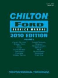 Chilton Ford Service Manual, 2-Volume Set