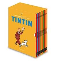 Tintin Boxed Set (전23권)