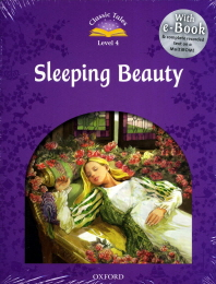 Classic Tales Level 4: Sleeping Beauty E-book (with e-Book  CD)