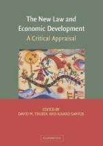 The New Law and Economic Development