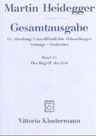 Martin Heidegger, Gesamtausgabe